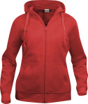 Clique – Basic Hoody Full Zip Ladies for embroidery and printing
