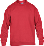 Gildan – Heavy Blend™ Youth Crewneck Sweatshirt for embroidery and printing