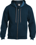 Gildan – Heavy Blend™ Vintage Full Zip Hooded Sweatshirt for embroidery and printing