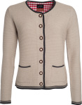 James & Nicholson – Ladies' Traditional Knitted Jacket hímzéshez