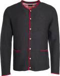 James & Nicholson – Men's Traditional Knitted Jacket for embroidery