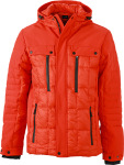 James & Nicholson – Men's Wintersport Jacket for embroidery