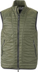 James & Nicholson – Mens' Lightweight Gilet for embroidery
