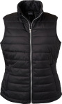 James & Nicholson – Ladies' Padded Vest for embroidery