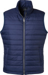 James & Nicholson – Men's Padded Vest for embroidery