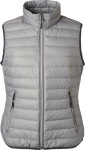 James & Nicholson – Ladies' Down Vest for embroidery
