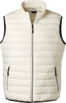 James & Nicholson – Men's Down Vest hímzéshez