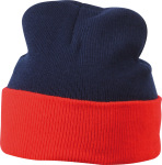Myrtle Beach – Knitted Cap 2-tone for embroidery
