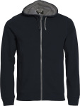 Clique – Classic Hoody Full Zip for embroidery and printing