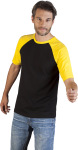 Promodoro – Men's Raglan-T for embroidery and printing