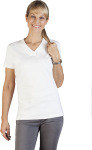Promodoro – Women's Rib V-Neck-T for embroidery and printing