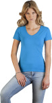 Promodoro – Women's Slim Fit V-Neck-T for embroidery and printing