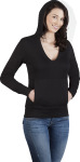 Promodoro – Women's Hoody V-Neck-T LS for embroidery and printing