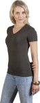 Promodoro – Women's Wellness V-Neck-T for embroidery and printing