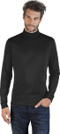 Promodoro – Men's Turtleneck-T LS for embroidery and printing