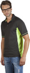 Promodoro – Men's Function Contrast Polo for embroidery and printing