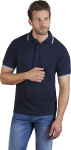Promodoro – Men's Polo Contrast Stripes for embroidery and printing