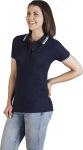 Promodoro – Women's Polo Contrast Stripes for embroidery and printing