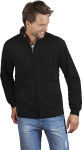 Promodoro – Men's Double Fleece Jacket for embroidery and printing