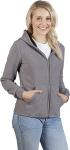 Promodoro – Women's Hooded Fleece Jacket for embroidery and printing