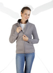 Promodoro – Women's Double Fleece Jacket zum besticken und bedrucken