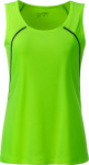 James & Nicholson – Ladies' Sports Tanktop for embroidery