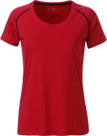 James & Nicholson – Ladies' Sports T-Shirt hímzéshez