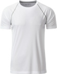 James & Nicholson – Men's Sport T-Shirt for embroidery