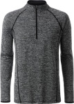 James & Nicholson – Men's Sportsshirt Longsleeve for embroidery