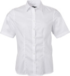 James & Nicholson – Micro-Twill Shirt shortsleeve for embroidery and printing
