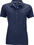 James & Nicholson – Ladies' Pima Piqué Polo for embroidery and printing