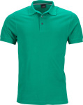 James & Nicholson – Men's Pima Piqué Polo for embroidery and printing