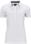 James & Nicholson – Ladies' Piqué Polo for embroidery and printing