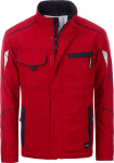 James & Nicholson – Workwear Winter Softshell Jacket for embroidery