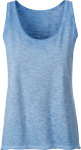 James & Nicholson – Ladies' Vintage Tank Top for embroidery and printing