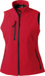 Russell – Ladies' 3-Layer Softshell Vest for embroidery