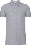 Russell – Men's Piqué Stretch Polo for embroidery and printing