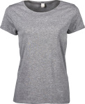 Tee Jays – Ladies' Roll-Up Tee for embroidery and printing