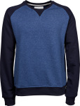 Tee Jays – Men's Urban Two-Tone Sweat for embroidery and printing
