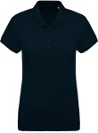 Kariban – Ladies' Organic Piqué Polo for embroidery and printing