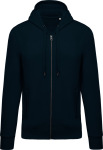 Kariban – Men's Organic Hooded Sweat Jacket for embroidery and printing