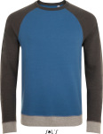 SOL'S – Heavy Raglan Sweater 3 colour style for embroidery and printing