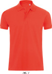 SOL'S – Men's Piqué Stretch Polo for embroidery and printing