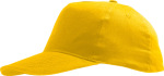 SOL'S – Sunny Kids' 5 Panel Kinder Kappe zum besticken
