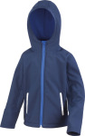 Result – Kids' 3-Layer Hooded Softshell Jacket for embroidery