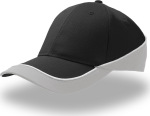 Atlantis – 3-farbige 6 Panel Kappe Racing zum besticken
