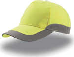 Atlantis – Safety 5 Panel Cap Helpy for embroidery and printing