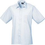 Premier – Poplin Shirt shortsleeve for embroidery and printing