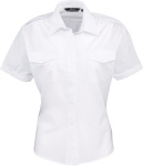 Premier – Pilot Blouse shortsleeve for embroidery and printing