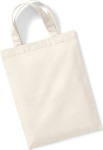 Westford Mill – Cotton Party Bag for Life for embroidery and printing